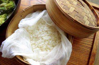 Как варить рис в пароварке