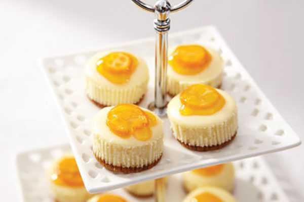 сырный десерт